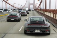 New Porsche 992: first look