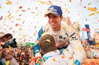 Felix Da Costa Takes Lead in Formula E, Claims Podium in Sanya