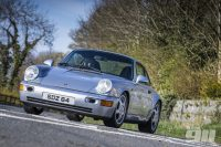 964 vs 3.2 Carrera: evolving the 911