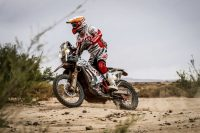 Hero MotoSports Team Rally Among Top 3 After Stage 3 Of The 2019 Merzouga Rally