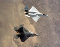 The Only Man Who Flew Both The F-22 And The YF-23 On Why The YF-23 Lost
